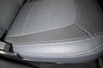 Авточехлы для Citroen C4 Picasso 2014- серая строчка