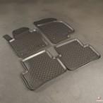 Коврики в салон для Volkswagen Passat CC 2008-