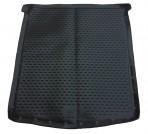 Коврик в багажник автомобиля Mazda 6 Sedan 2013- (original) полиуретановый черный