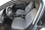 Чехлы из ЭКОкожи для Audi A4 (B6/B7) 2001-2007 серая строчка
