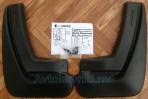 Брызговики задние для Geely Emgrand EC7 Hatchback 2011-