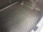Коврик в багажник Форд Мондео Хэтчбек 2007- (с докаткой) полиуре