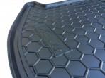 Коврик в багажник для Ford Fiesta 2011-