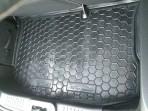 Купить коврик в багажник Форд Фиеста 2011- полиуретановый Автогу