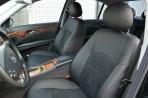 Авточехлы для Mercedes-Benz E-Class (W211) 2002-2009 Leather Style