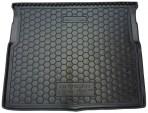 Купить коврик в багажник Ситроен С4 Пикассо 2014- полиуретановый