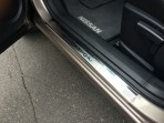 Nataniko Накладки на пороги Nissan Qashqai 2014-
