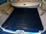 Коврик в багажник для Mercedes-Benz GL-Class (X164) 2006-2012