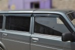 Дефлекторы окон для ВАЗ Нива 2131 (5-дверей)