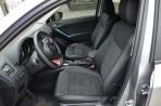 Чехлы из алькантары Mazda CX-5 2012- Leather Style