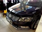 Дефлектор капота для Volkswagen Passat B7 2011-