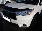 Дефлектор капота для Toyota Highlander  2014-