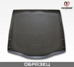 Коврик в багажник для Audi A3 (8V) Sedan 2012- полиуретановый