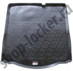 Резиновый коврик в багажник для Peugeot 301 2013-