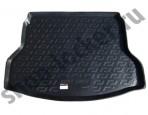 Резиновый коврик в багажник Nissan X-Trail (T32) 2014-