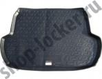 Резиновый коврик в багажник Subaru Forester 4 2013-