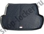 L.Locker Резиновый коврик в багажник Subaru Forester 4 2013-