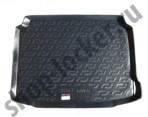 Резиновый коврик в багажник для Peugeot 308 2013-