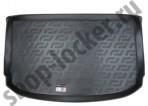 Резиновый коврик в багажник Kia Soul 2014- (верхний)