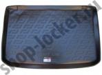Резиновый коврик в багажник Renault Clio 4 Hatchback 2012-