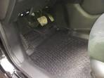 3D коврики в салон для Nissan X-Trail (T32) 2014-