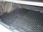 Коврик в багажник Хонда Цивик 4D Седан 2006-2012 полиуретановый