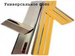 Nataniko Накладки на пороги Peugeot 308 2013-