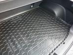 Коврик в багажник Субару XV 2012- полиуретановый Автогум