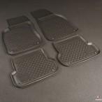 Коврики в салон для Audi A4 (B6/B7) 2001-2007