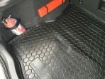 Купить коврик в багажник Форд Мондео Хэтчбек 2015- полиуретановы
