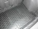 Купить коврик в багажник Форд ЭкоСпорт 2014-  полиуретановый Авт