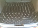 Коврик в багажник для Mazda 3 Sedan 2014-