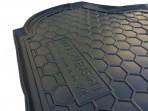 Коврик в багажник для Mitsubishi Outlander XL 2007-2012 (без саб