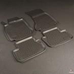 Коврики в салон для Audi A4 (B8) 2007-