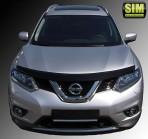 Дефлектор капота для Nissan X-Trail (T32) 2014-
