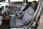 Чехлы из алькантары Honda Civic Sedan 2012- Leather Style