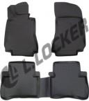 L.Locker 3D коврики в салон для Mercedes-Benz E-Class (W212) 2009-