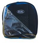Чехлы на сиденья автомобиля Kia Rio 2015-