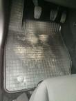 Коврики в салон резиновые Ford Fiesta 08-/13-