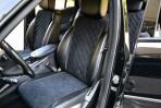 AVторитет Накидки на сиденья автомобиля черные (комплект)