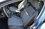 Чехлы из ЭКОкожи для Volkswagen Golf 7 2013- Trendline серая строчка