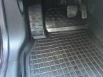 Коврики в салон для Renault Megane 3 2009-