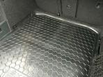 AVTO-Gumm Коврик в багажник для Skoda SuperB 2015- liftback
