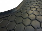 коврик в багажник Сузуки SX4 2013- нижняя полка полиуретановый А