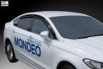 Дефлекторы окон для Ford Mondeo 2015-