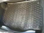 Коврик в багажник Ситроен С4 Кактус 2014- полиуретановый Автогум