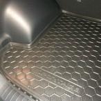 Коврик в багажник КИА Спортейдж 4 2016- полиуретановый Автогум