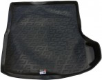 Резиновый коврик в багажник Volkswagen Golf VI Variant 2009-2013
