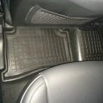 Автомобильные коврики в салон для Kia Sportage 4, модельный год