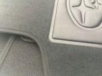 Коврики в автомобиль текстильные Subaru Forester 2 2002-2008 черные Бизнес